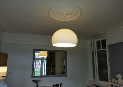White dome light in West Dulwich