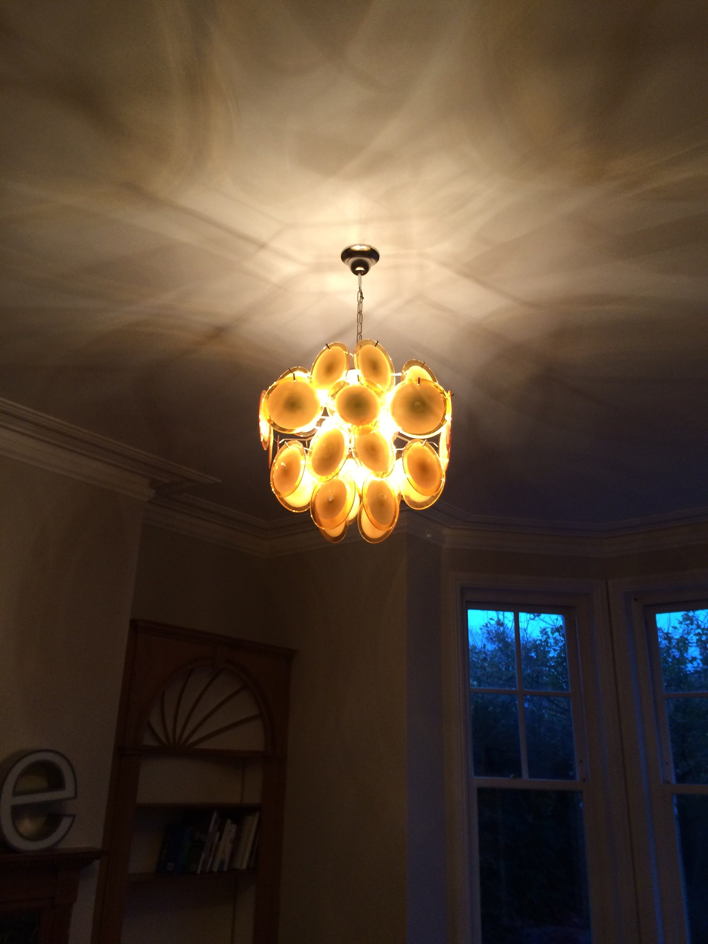 style lighting. Retro 1970s Style Light In West Dulwich Lighting