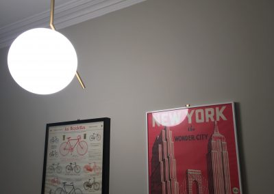 Orb style light